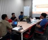 """Robusta khai giảng khóa """"Triển khai, quản trị hạ tầng ảo hoá VMware vSphere 6.5"""""""