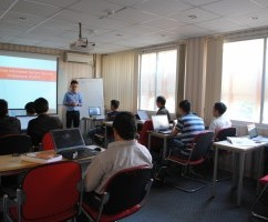 """Robusta triển khai khóa """"Certified Information Systems Security Professional"""" cho đơn vị Đại Học"""