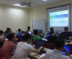 """Robusta Hà Nội đồng khai giảng 02 lớp """"Triển khai, quản trị hạ tầng ảo hoá VMware vSphere 6.5"""""""
