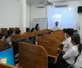 """Robusta triển khai khóa đào tạo """"Microsoft Access"""" cho đơn vị Saigon Co.op"""