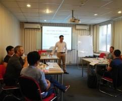 """Robusta phối hợp với LinkbyNet tổ chức khóa đào tạo """"Project Management Professional (PMP)"""""""