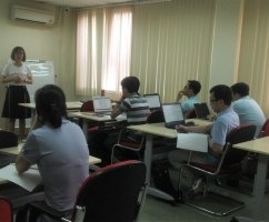 "Robusta khai giảng khóa đào tạo ""Data Science and Big Data Analytics"""