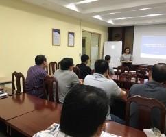 """Robusta khai giảng khóa """"IT Management Skills - Kĩ năng quản lý CNTT (ITMS)"""""""