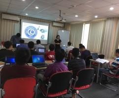 Robusta khai giảng khóa đào tạo Linux LPI 1
