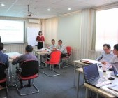 """Robusta tổ chức lớp """"Quản lý dự án chuyên nghiệp với Microsoft Project"""" cho Tổng Công ty Du lịch"""