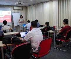 """Robusta khai giảng khóa đào tạo """"Cài đặt, cấu hình và quản trị cơ bản OpenStack"""""""