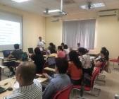 """Robusta tiếp tục phối hợp cùng đơn vị PVEP tổ chức khóa đào tạo """"Power Point nâng cao"""""""
