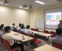 Robusta Hà Nội khai giảng khóa Certified Information Systems Security Professional (CISSP)