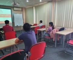 """Robusta triển khai khóa đào tạo """"Chuyên gia triển khai an toàn thông tin ISO 27001"""""""