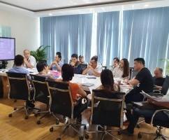 """Robusta hợp tác với đơn vị Công ty Cổ phần Công nghệ Viễn thông Sài Gòn (SAIGONTEL)  đào tạo khai giảng khóa """"Project Management Professional - PMP"""""""