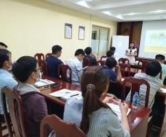 "Robusta khai giảng khóa ""Project Management Professional - PMP"""