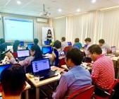 """Robusta phối hợp cùng đơn vị PVEP triển khai khóa đào tạo """"Microsoft Excel nâng cao"""""""