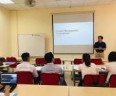 "Robusta Hà Nội khai giảng khóa ""Project Management Professional - PMP"""