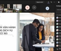 """Robusta khai giảng khóa đào tạo trực tuyến """"QUẢN TRỊ VÀ VẬN HÀNH HỆ THỐNG DỊCH VỤ OFFICE 365"""""""