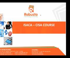 """Robusta khai giảng khóa đào tạo trực tuyến """"Certified Information Systems Auditor (CISA)"""""""