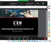 """Robusta khai giảng khóa đào tạo trực tuyến """"Certified Ethical Hacker version 11 (CEH v11)"""""""