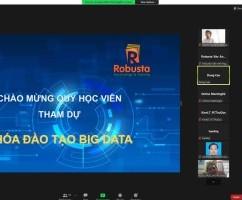 """Robusta khai giảng khóa đào tạo """"Big Data Analytics"""""""