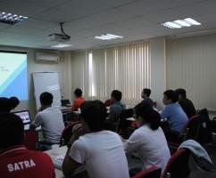 """Robusta khai giảng lớp học """"Triển khai, quản trị hạ tầng ảo hóa VMware vSphere 6.5"""" tại TP.Hồ Chí Minh"""
