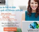 Duy nhất tại Hà Nội - Học VMware Data Center Virtualization Fundamentals V6 hoàn toàn miễn phí