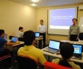 Lần đầu tiên tại Robusta khai giảngInformation Technology Management Skills
